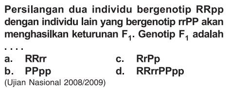 soal gen 2